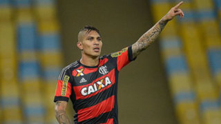 Selección peruana: repasa la buena actuación y gol de Guerrero con el Flamengo