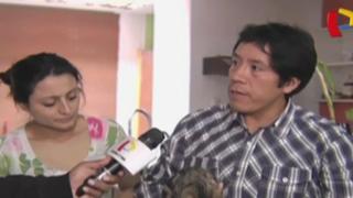 Recién casados denuncian robo en su casa de Villa María del Triunfo