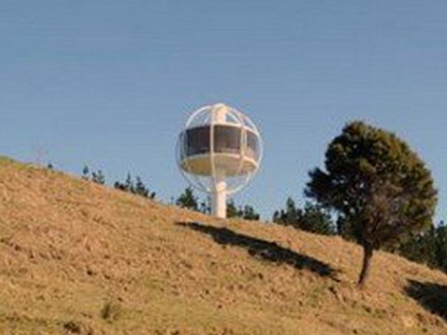 Nueva Zelanda: ingeniero construye sorprendente cuarto que posee energía solar