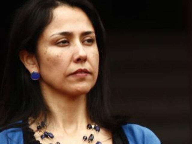 GFK: más del 60% de peruanos cree que agendas le pertenecen a Nadine Heredia