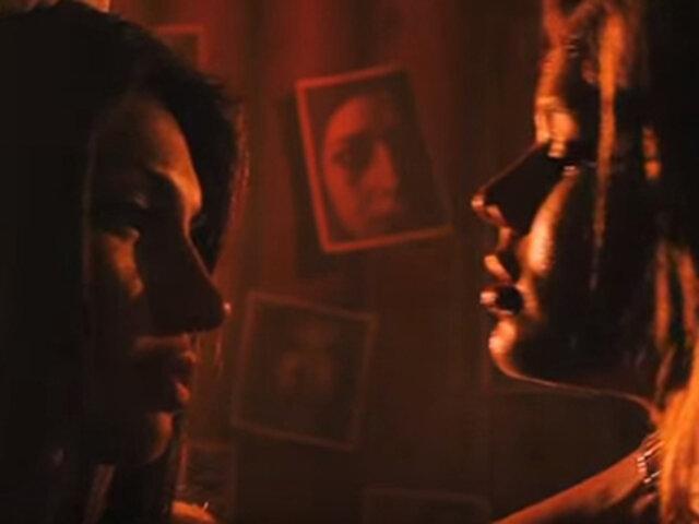 VIDEO: Diana Sánchez y Andrea San Martín protagonizan candente escena
