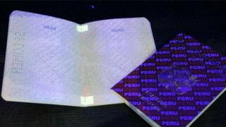 Pasaporte biométrico: características del documento que estará listo en diciembre