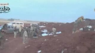 Siria: continúan enfrentamientos entre rebeldes y simpatizantes de Bashar Al Assad