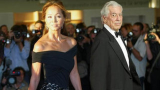 Isabel Preysler y Mario Vargas Llosa llegaron juntos a New York para asistir evento