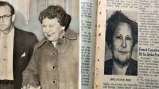 La siniestra historia de Nannie Doss, la asesina en serie que más familiares mató