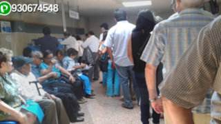 SJL: hospital de EsSalud no logra cubrir demandas de pacientes