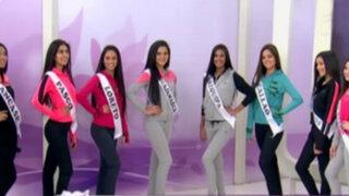 Trendy: conoce a las bellas candidatas del Miss Teen Model Perú 2015