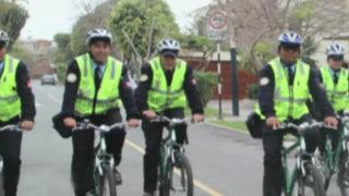 San Isidro: municipio adquiere modernas bicicletas para personal de Serenazgo