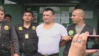 Policía capturó a uno de los delincuentes que asaltó casino en Miraflores