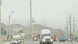 Lurín: Denuncian mal estado de postes tras muerte de mujer