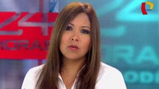 """Cecilia García: """"Campaña Chapa tu choro no fomenta linchamientos"""""""
