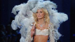 Modelo de Victoria's Secret queda en coma tras accidente en Italia