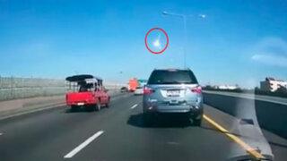 Tailandia: registran caída de meteorito en la ciudad de Bangkok