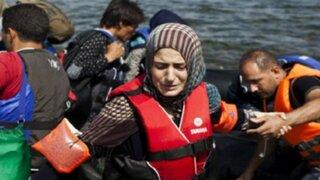 Crisis de refugiados sirios ha conmovido al mundo entero