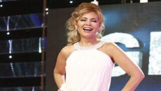 Gisela Valcárcel celebra 28 años de trayectoria en la televisión peruana
