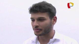 Modelo Bruno Rocha responde por ampay con Soifer