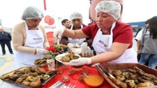 Feria Gastronómica Mistura recibió casi 400 mil visitantes