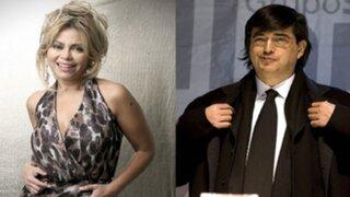 La Batería: los coqueteos de Gisela Valcárcel y Jaime Bayly