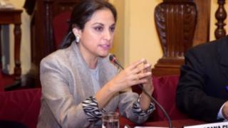 """Rosana Cueva sobre agendas: """"Se ha intentado descalificar nuestro trabajo periodístico"""""""