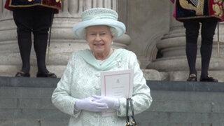 Isabel II tiene el reinado más largo de la historia británica