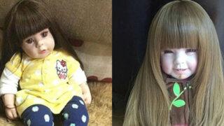 """FOTOS: en Tailandia compran muñecas """"poseídas"""" para la buena suerte"""