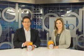 Jaime Chincha y Mabel Huertas se suman a la lucha contra el cáncer