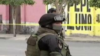 Iberico pide no politizar aparición de granadas en Lima