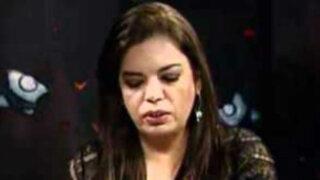 Milagros Leiva podría ir hasta 10 años a prisión, según procurador anticorrupción