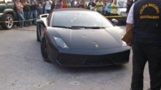 Caso Lamborghini: empresario niega ser autor del crimen de Quintana Bardelli