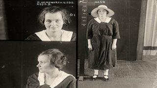 FOTOS: así eran las delincuentes más peligrosas de principios del siglo XX