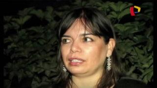 Milagros Leiva pagó 30 mil dólares por entrevista a Belaunde Lossio