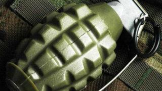 Callao: detienen a presunto extorsionador con granadas