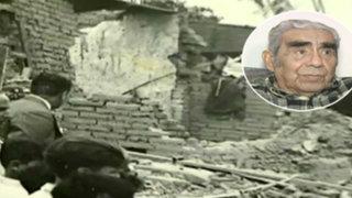 Avión se estrelló sobre su casa hace 80 años. Hoy cuenta su experiencia