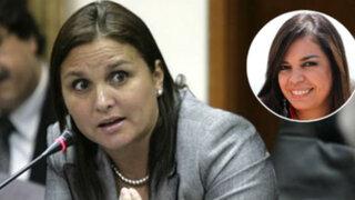 Nacionalistas piden investigar supuestos vínculos entre Pérez Tello y Milagros Leiva