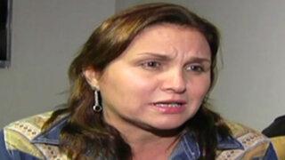 Marisol Pérez Tello: expresidenta de comisión Belaunde Lossio responde al nacionalismo