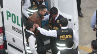 Gerald Oropeza López fue recluido en el penal Piedras Gordas I