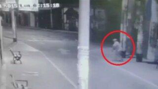 Mala: extorsionadores detonan granada en puerta de casino