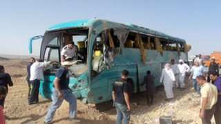 Egipto: Militares matan por error a turistas mexicanos
