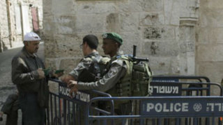 Nuevos enfrentamientos protagonizaron judíos y palestinos en Jerusalén