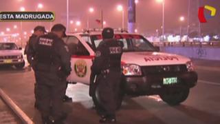 Surco: falsa alarma de bomba genera pánico en conocida sanguchería