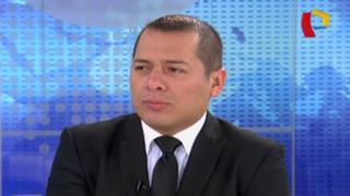 """Christian Salas: """"En caso agendas podría haber lavado de activos"""""""