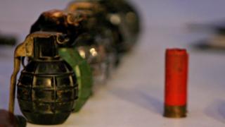 """Guibovich: """"Se debe imponer cadena perpetua para red de traficantes de granadas"""""""