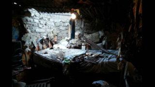 Explosión en El Agustino: ataque a casa donde murió niña sería por celos