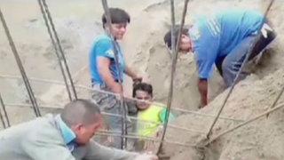 Obrero muere sepultado por toneladas de tierra en Ventanilla