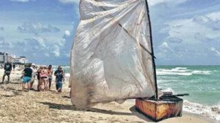 EEUU: cubanos que llegaron a Miami Beach se reencontraron con sus familiares