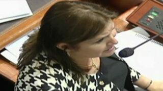 Congreso aprobó informe final de comisión Belaunde Lossio