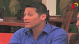 Panamericana Espectáculos: Luigi Carbajal responde con todo a Dorita
