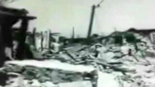Chile: un largo historial de terremotos y tsunamis