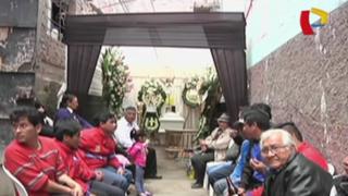 El Agustino: familia de niña fallecida por explosivo sospecha de excuñado