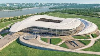 Rusia 2018: así serán los impresionantes estadios del próximo Mundial